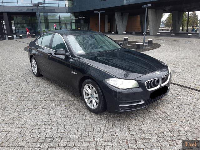 Wynajmij BMW 520d | Wypożyczalnia Samochodów Exel |  - zdjęcie nr 1