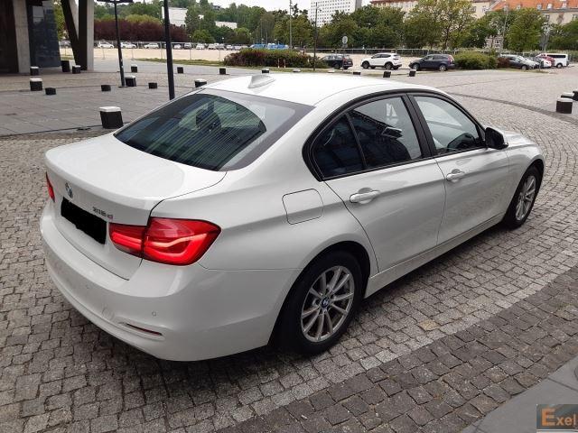 Wynajmij BMW 316d Automat   Wypożyczalnia Samochodów Exel    - zdjęcie nr 3