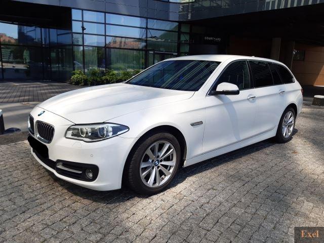 Wynajmij BMW 518d (kombi) | Wypożyczalnia Samochodów Exel |  - zdjęcie nr 1