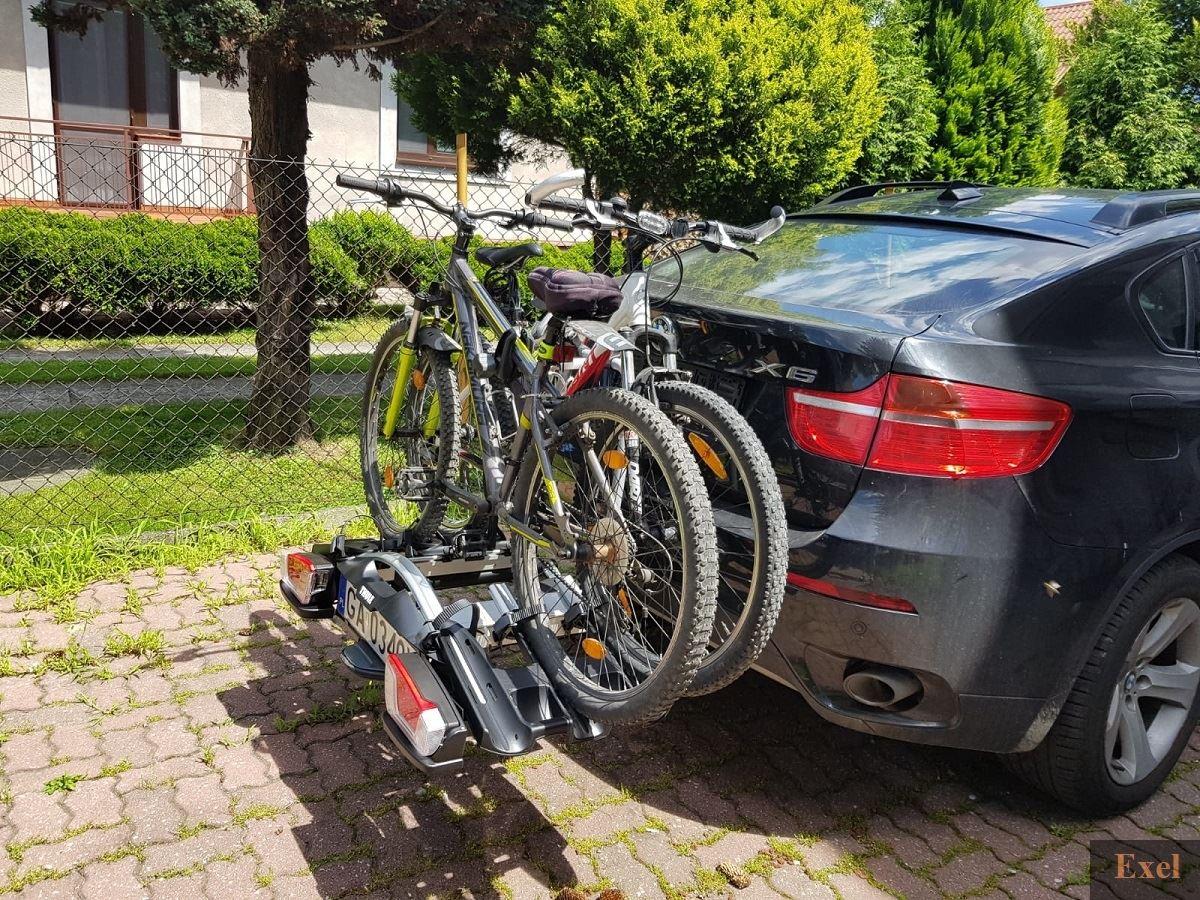 Dodatkowy Bagażnik wypożyczalnia samochodów Exel