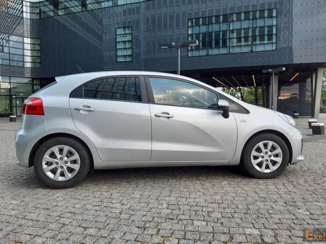 Wynajmij Kia RIO | Wypożyczalnia Samochodów Exel rent a car | - zdjęcie nr 3