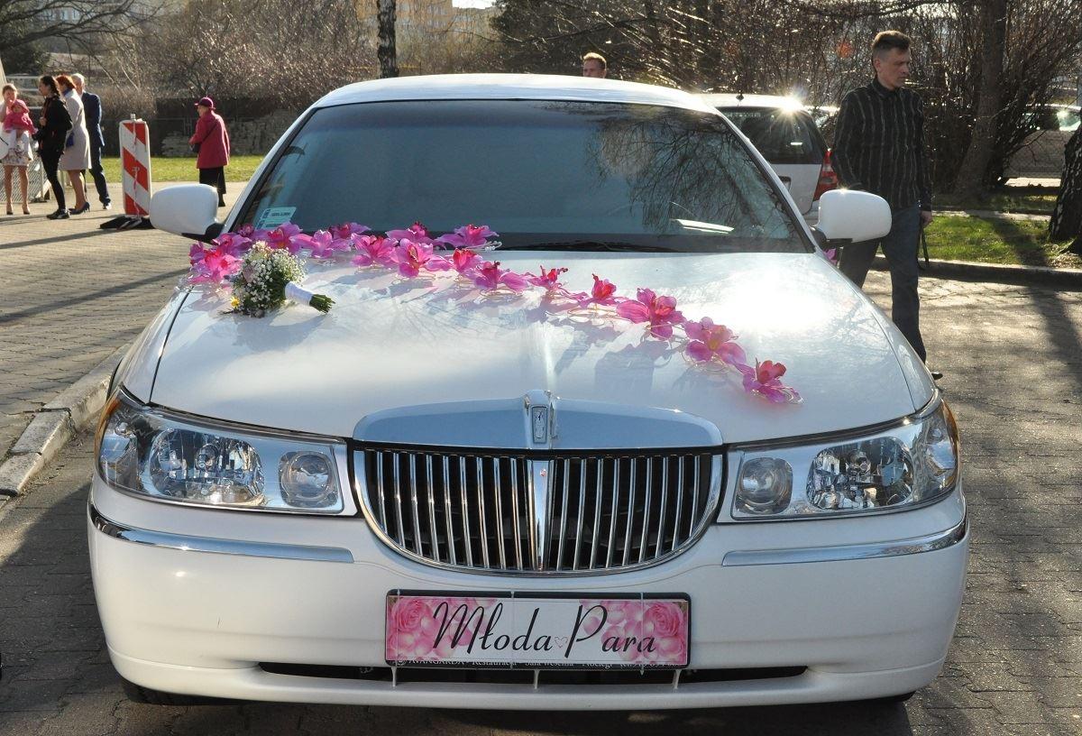 Auto do ślubu - wypożyczalnia samochodów Exel