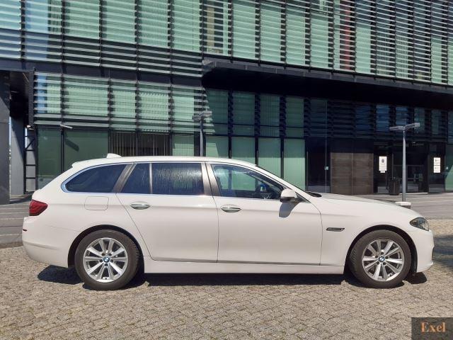 Wynajmij BMW 518d (kombi) | Wypożyczalnia Samochodów Exel |  - zdjęcie nr 2