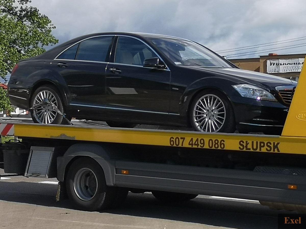 Auto zastępcze z OC sprawcy - Wypożyczalnia samochodów Exel