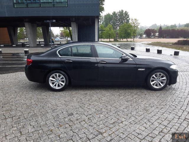 Wynajmij BMW 520d | Wypożyczalnia Samochodów Exel |  - zdjęcie nr 2
