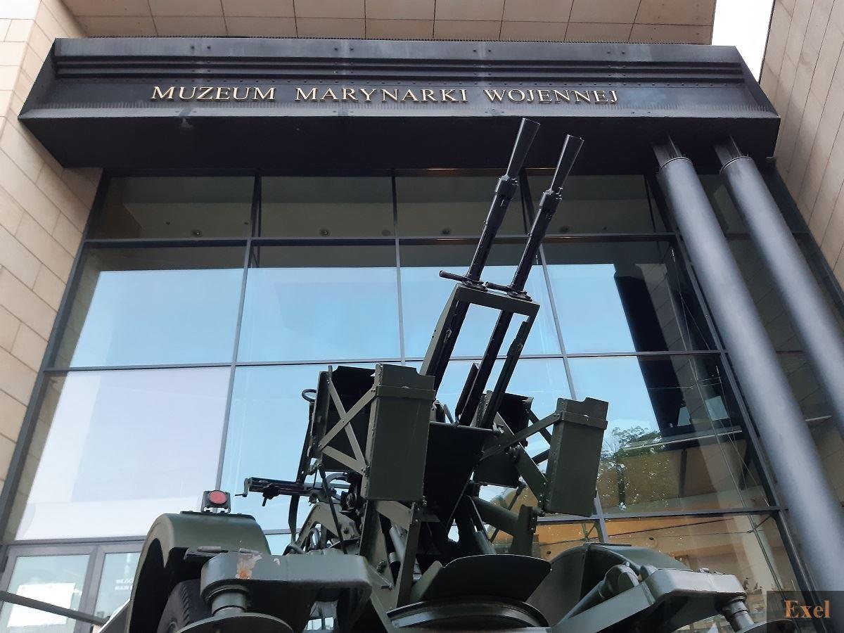 Muzeum Marynarki Wojennej - Wypożyczalnia samochodów Exel