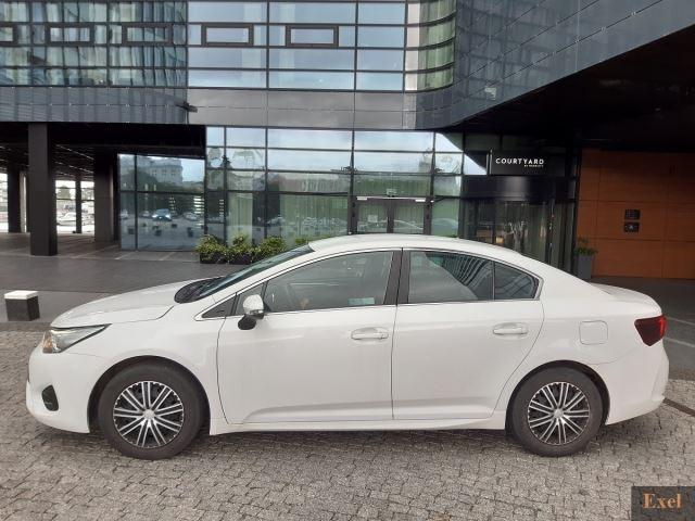 Wynajmij Toyotę Avensis | Wypożyczalnia Samochodów Exel |  - zdjęcie nr 2