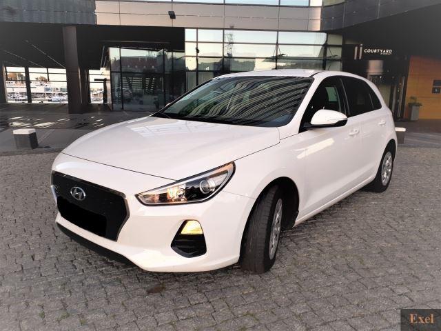 Wynajmij Hyundai i30 automat   Wypożyczalnia Samochodów Exel    - zdjęcie nr 1