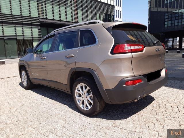 Wynajmij Jeep Cherokee | Wypożyczalnia samochodów Exel | - zdjęcie nr 3