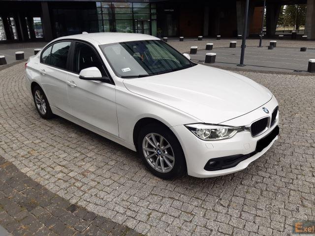 Wynajmij BMW 316d Automat   Wypożyczalnia Samochodów Exel    - zdjęcie nr 2