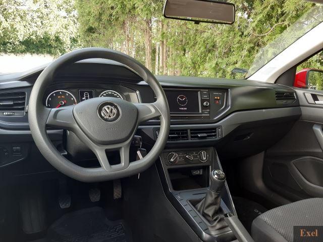 Wynajmij Volkswagena Polo   Wypożyczalnia samochodów Exel   - zdjęcie nr 4