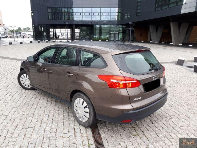 Wynajmij Forda Focusa (kombi)   Wypożyczalnia Samochodów Exel    - zdjęcie nr 3