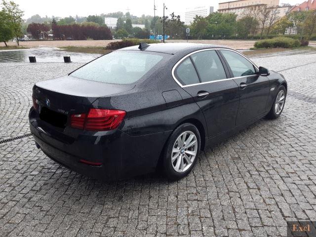 Wynajmij BMW 520d | Wypożyczalnia Samochodów Exel |  - zdjęcie nr 3