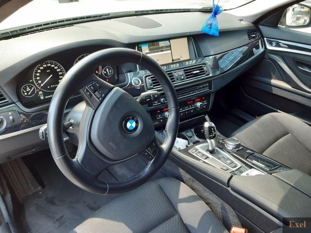 Wynajmij BMW 518d (kombi) | Wypożyczalnia Samochodów Exel |  - zdjęcie nr 4