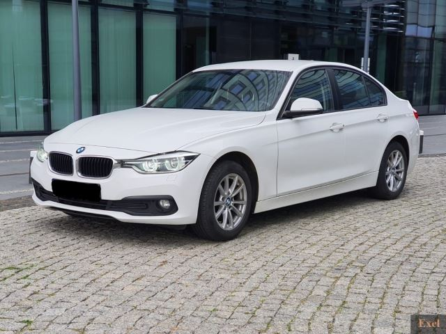 Wynajmij BMW 316d Automat   Wypożyczalnia Samochodów Exel    - zdjęcie nr 1