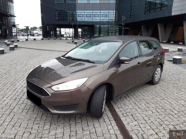 Wynajmij Forda Focusa (kombi)   Wypożyczalnia Samochodów Exel    - zdjęcie nr 1