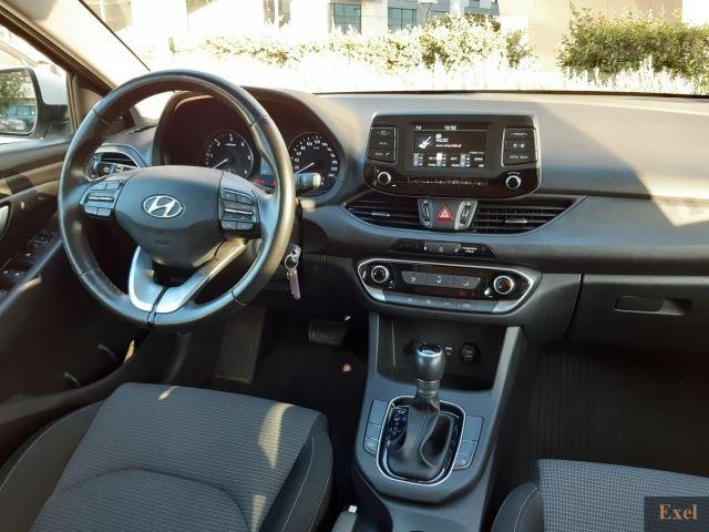 Wynajmij Hyundai i30 automat   Wypożyczalnia Samochodów Exel    - zdjęcie nr 4
