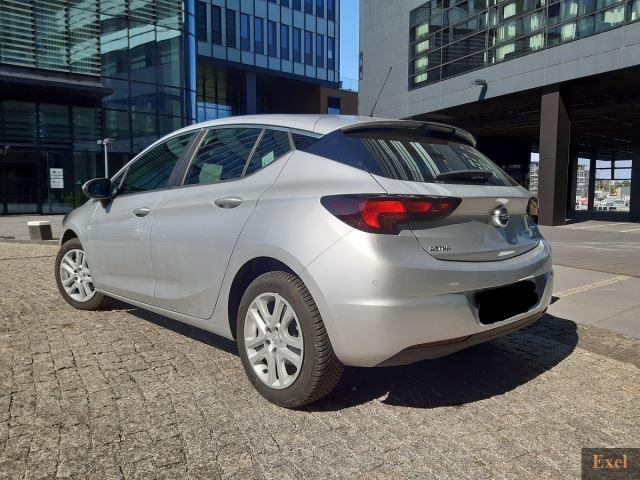 Wynajmij Opla Astra V automat | Wypożyczalnia Samochodów Exel |  - zdjęcie nr 3