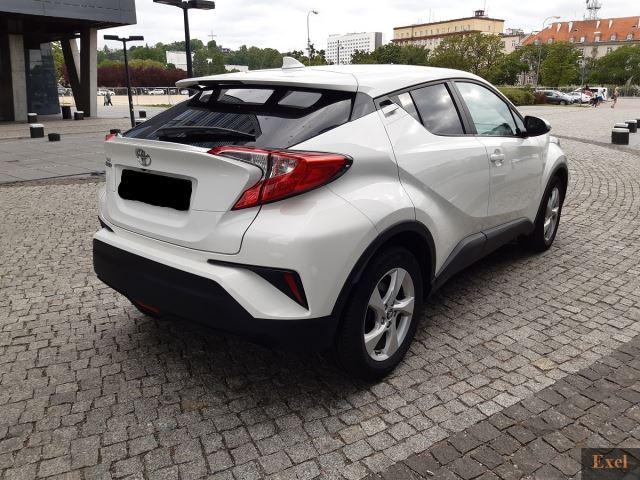 Wynajmij Toyotę CH-R | Wypożyczalnia Samochodów Exel |  - zdjęcie nr 3